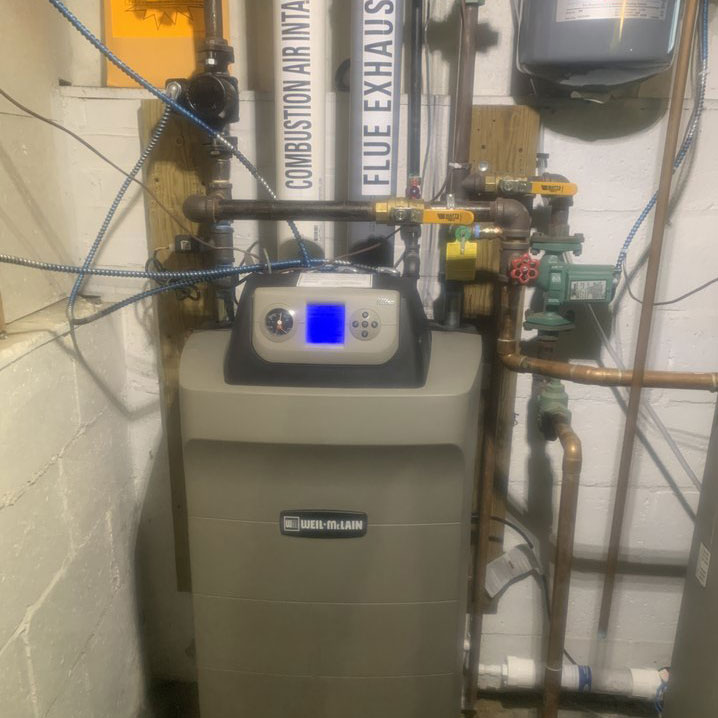 Heater Installation