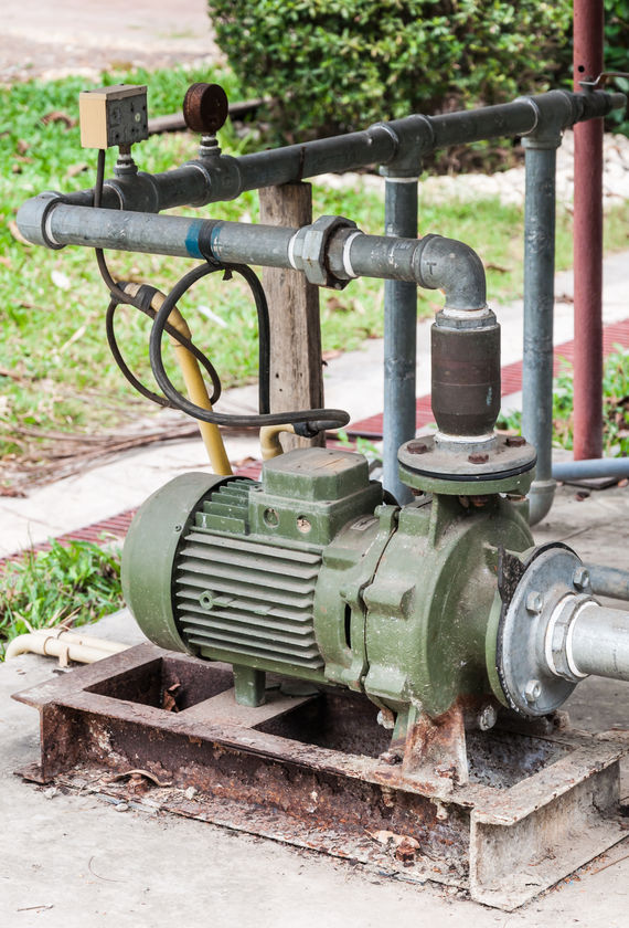 older well pump installation